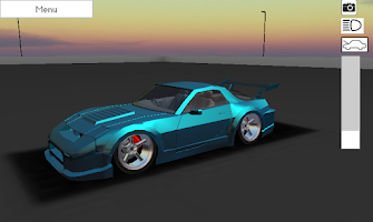 Screenshot of 3d Car Tuner