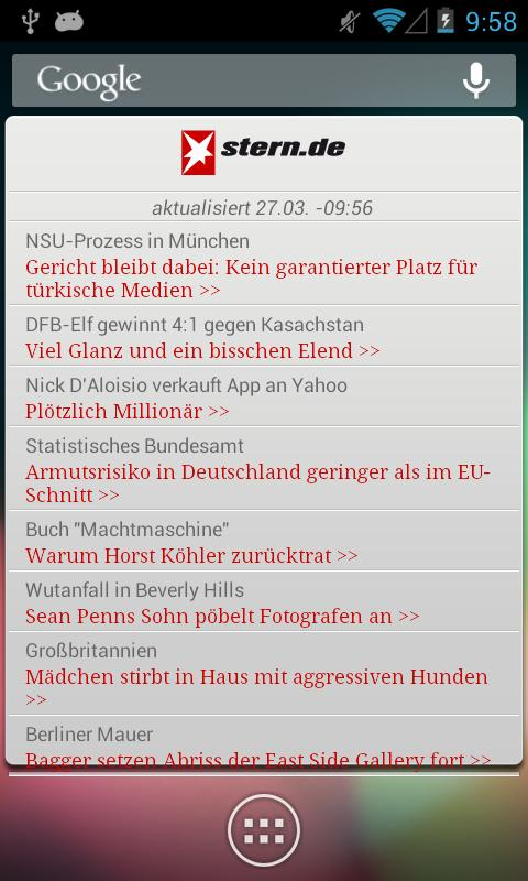 stern.de mobil android
