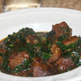 Beef and Kale Stew