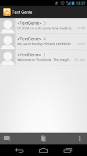 TextGenie - screenshot thumbnail