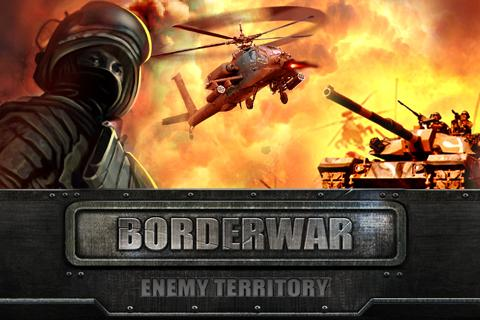 Border War Enemy Territory - screenshot
