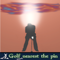 Golf nearest the pin Lite logo