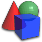 3D Model Player (3D Viewer) icon