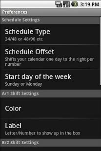 Fire Shifts - Free- screenshot thumbnail