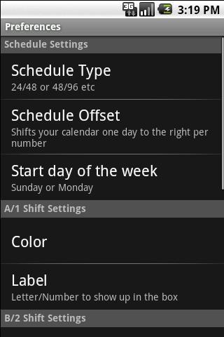 Fire Shifts - Free- screenshot