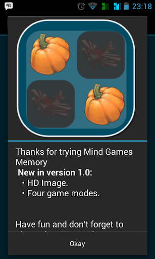 Mind Games Memory