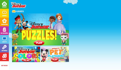 玩免費娛樂APP 下載Disney Junior - watch now! app不用錢 硬是要APP