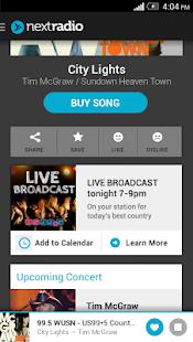 NextRadio - screenshot thumbnail