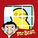 Mr Bean Slider Puzzle icon