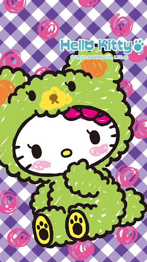 HELLO KITTY LiveWallpaper14