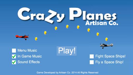 Crazy Planes - Artisan Co