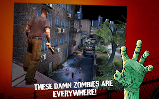 Screenshot of Zombie HQ
