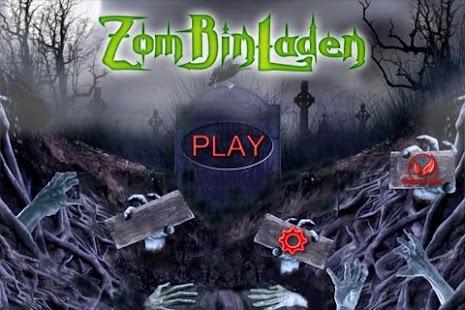 ZomBinLaden Beat Zombies  Free - screenshot thumbnail