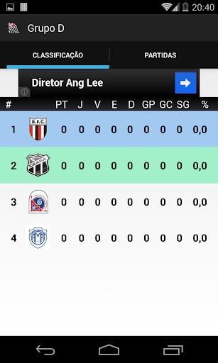 【免費運動App】Copa São Paulo de Futebol 2015-APP點子