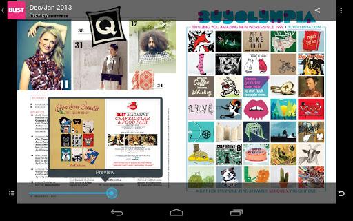 【免費娛樂App】BUST Magazine-APP點子