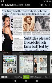 PressReader (preinstalled) Screenshot 18