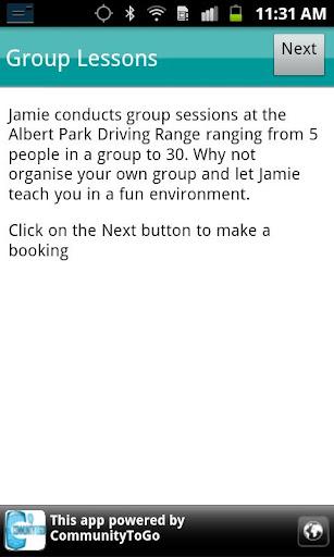 【免費運動App】Pro Golfer-APP點子