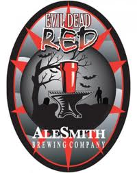 Logo of AleSmith Evil Dead Red