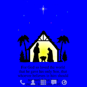 Nativity Live Wallpaper
