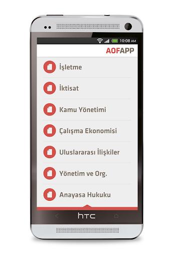 AOFApp - Açıköğretim