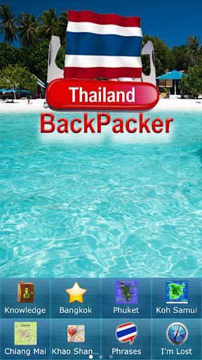 Thailand Back Packer