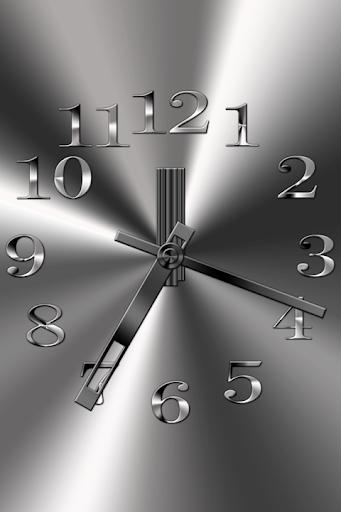 设计模拟时钟壁纸 - No03