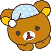 Rilakkuma Flashlight : Widget