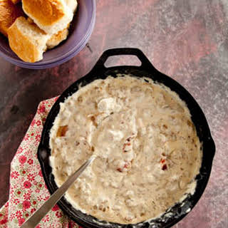 Sausage and Bacon Gravy.