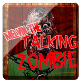 Melvin The Talking Zombie