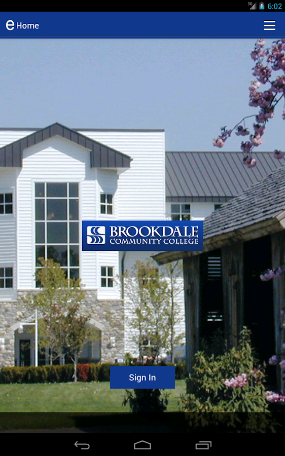 MyBrookdale- screenshot