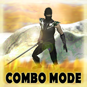 Eu Ninja Combo Mode Fight 3D