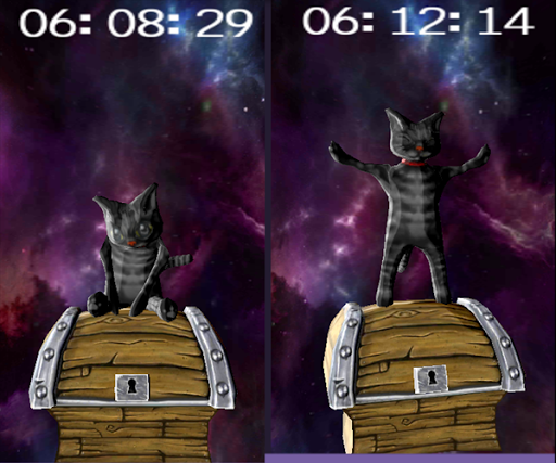 Catclock3D