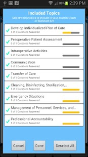 CNOR Exam Prep - screenshot thumbnail