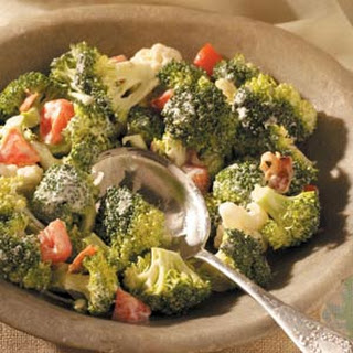 Favorite Broccoli Salad.