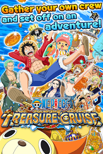 ONE PIECE TREASURE CRUISE mod apk