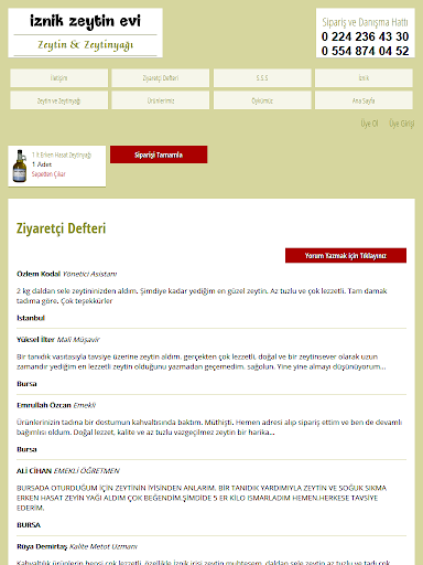 玩購物App iznik Zeytin Evi Bursa免費 APP試玩