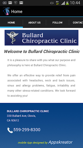 Bullard Chiropractic Clinic