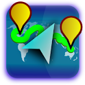 Hiking GPS logo