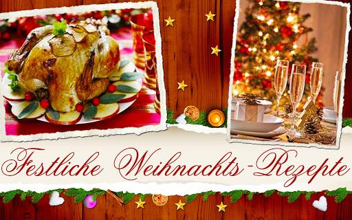 Weihnachtsrezepte - Fest-Menü