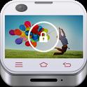 Galaxy Phone Lock icon