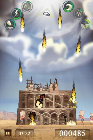 BABEL Rising - screenshot