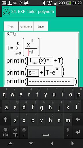 Math Codings