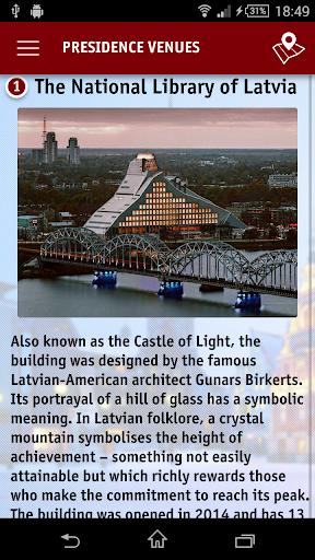 Interactive Riga