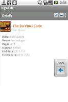 Screenshot of bigBook