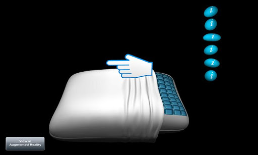 Technogel Sleeping Pillow