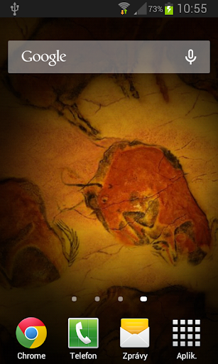 Cave Art Live Wallpaper