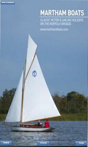 Martham Boats Brochure