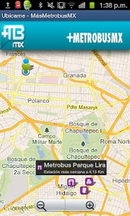 Metrobus MX - screenshot thumbnail