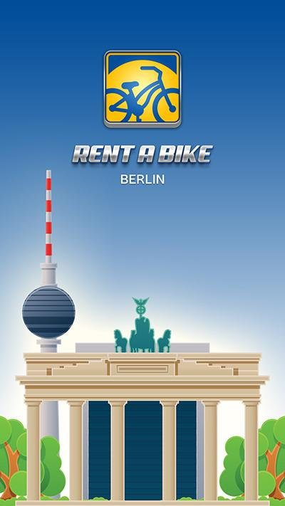 Rent a Bike Berlin- screenshot