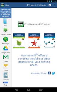 Print Hammermill v3.3.3
